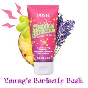 Perfectly Posh Chemical Reaction renew face mask
